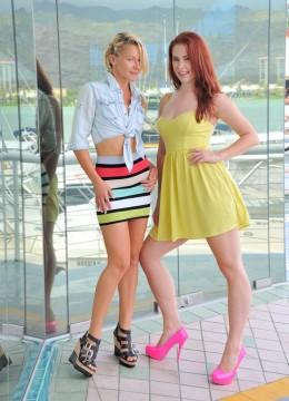 Lena and Melody